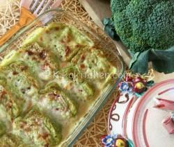 rotolo di broccoli e patate ricetta