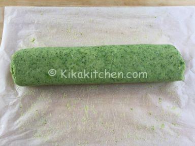 rotolo di broccoli patate e besciamella