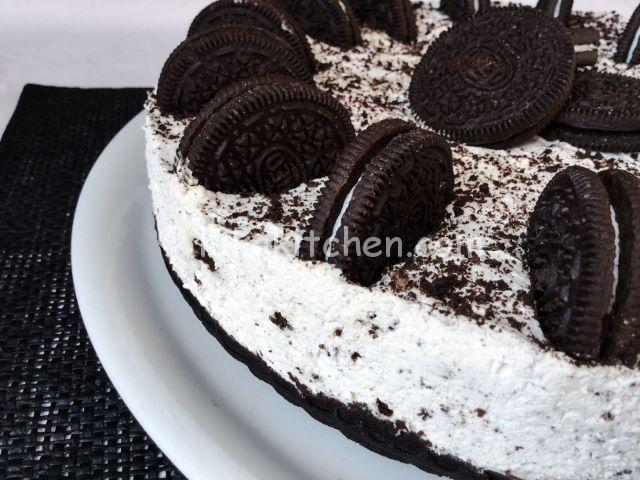 cheesecake oreo ricetta