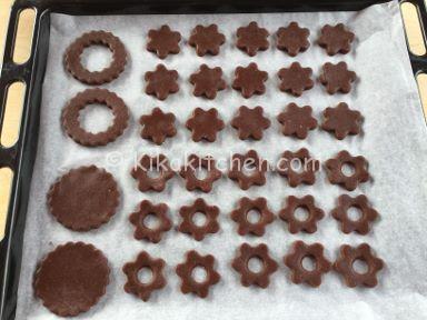 come fare biscotti occhio di bue