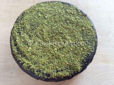 torta cioccolato e pistacchio ricetta