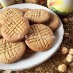 Biscotti alle nocciole semplici e veloci. Ricetta passo passo