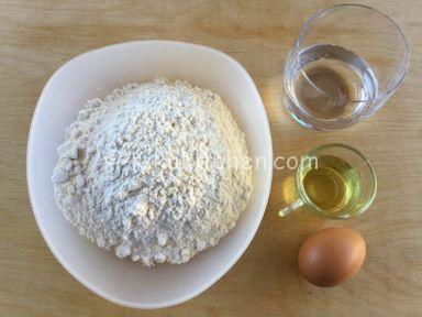 ingredienti sfoglia strudel di mele