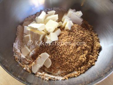pasta frolla alle nocciole ricetta