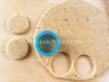 ricetta biscotti alle nocciole