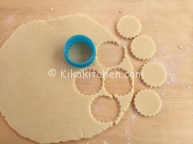 frolla senza uova per biscotti