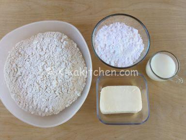 ingredienti biscotti senza uova