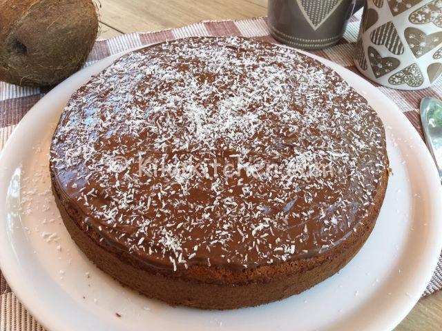 ricetta torta cocco e nutella