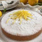 Torta al limone morbida e soffice