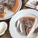 Crostata morbida cocco e nutella