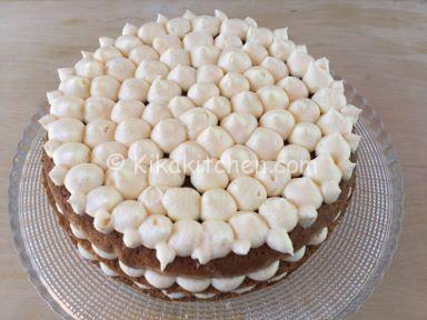 torta tiramisù mascarpone