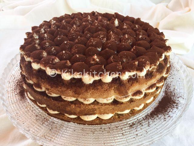 torta tiramisù ricetta