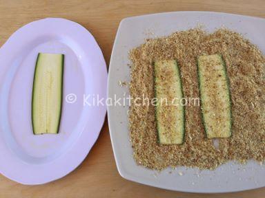 zucchine per involtini
