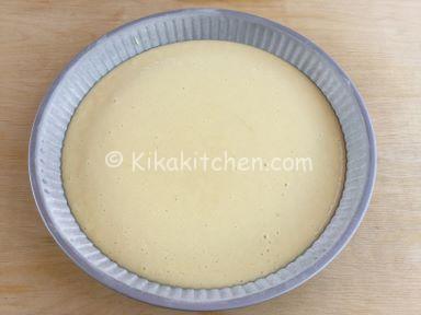 crostata morbida senza burro