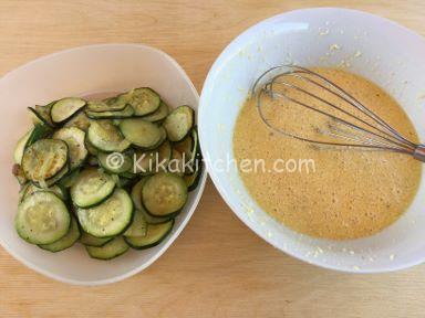 frittata di zucchine 5 uova
