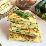 Frittata di zucchine ricetta facile