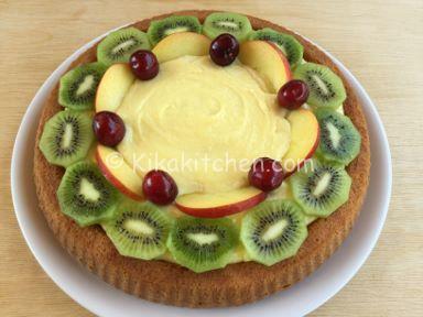 torta alla frutta