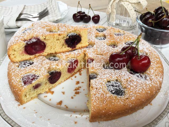 torta alle ciliegie ricetta