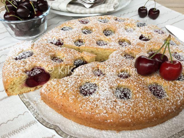 torta ciliegie