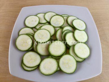 zucchine a rondelle