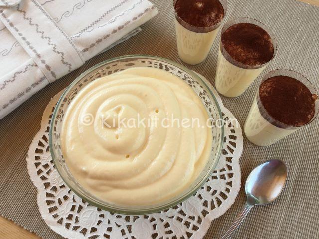 Ricetta Crema Al Mascarpone Tiramisu.Ricetta Crema Al Mascarpone Ricetta Classica Kikakitchen