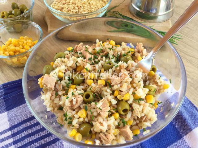 insalata di riso farro e orzo