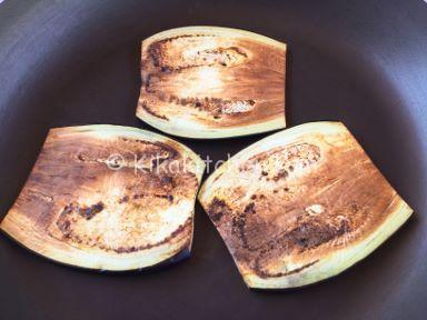 melanzane arrostite