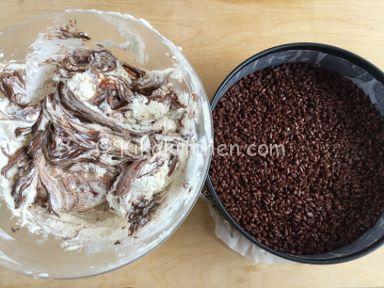 torta fredda mascarpone e nutella ricetta