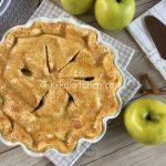 Apple pie (torta di mele americana) ricetta facile