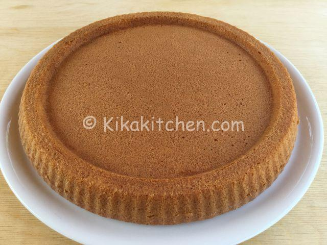 base crostata morbida nutella