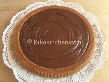 crostata morbida nutella