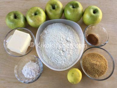 ingredienti apple pie