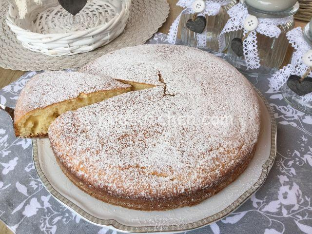 ricetta torta ricotta