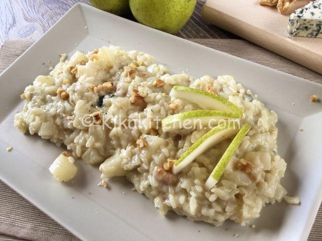 risotto-pere-e-gorgonzola-ricetta