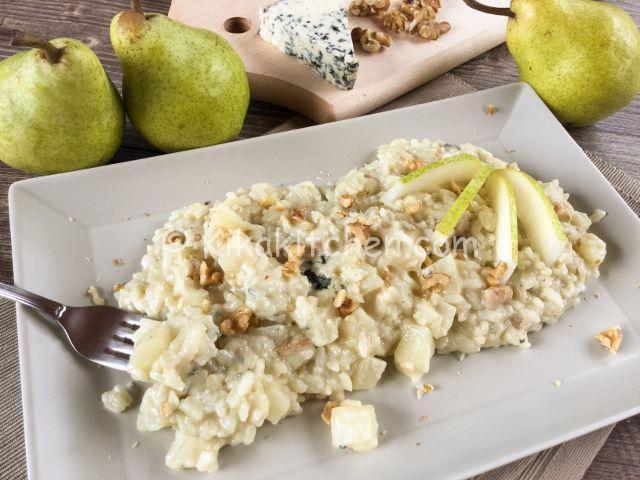 risotto-pere-e-gorgonzola