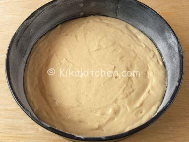torta con ricotta semplice