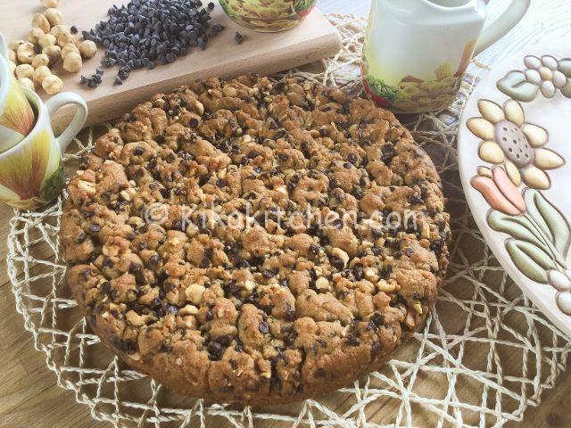 torta cookies ricetta