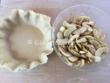 torta di mele americana ricetta