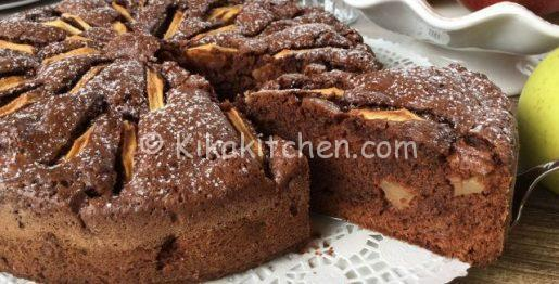 torta-di-mele-e-cioccolato