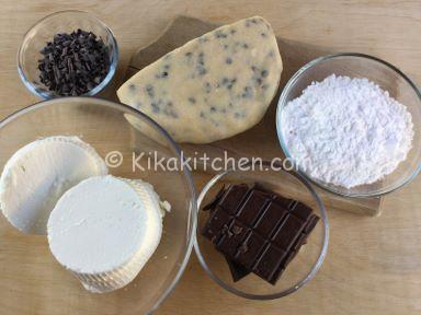 ingredienti crostata di ricotta