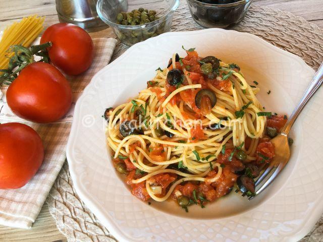 pasta-alla-puttanesca-ricetta