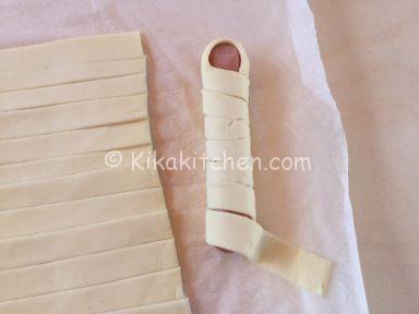 wurstel-mummia-ricetta