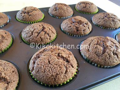 muffin nutella ricetta