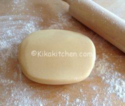 Pasta frolla morbida e friabile