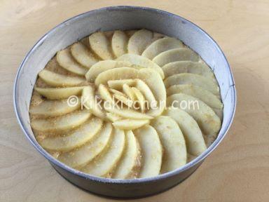torta con le mele senza glutine