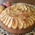 Torta di mele soffice e morbida