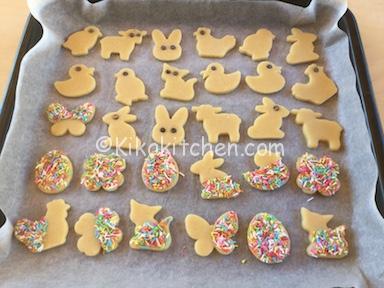 biscotti di pasqua ricetta