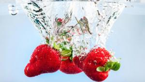 Lavare le fragole con metodi semplici e pratici
