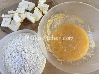 pasta frolla biscotti pasqua
