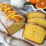 Plumcake all'arancia soffice. Ricetta facile e veloce.